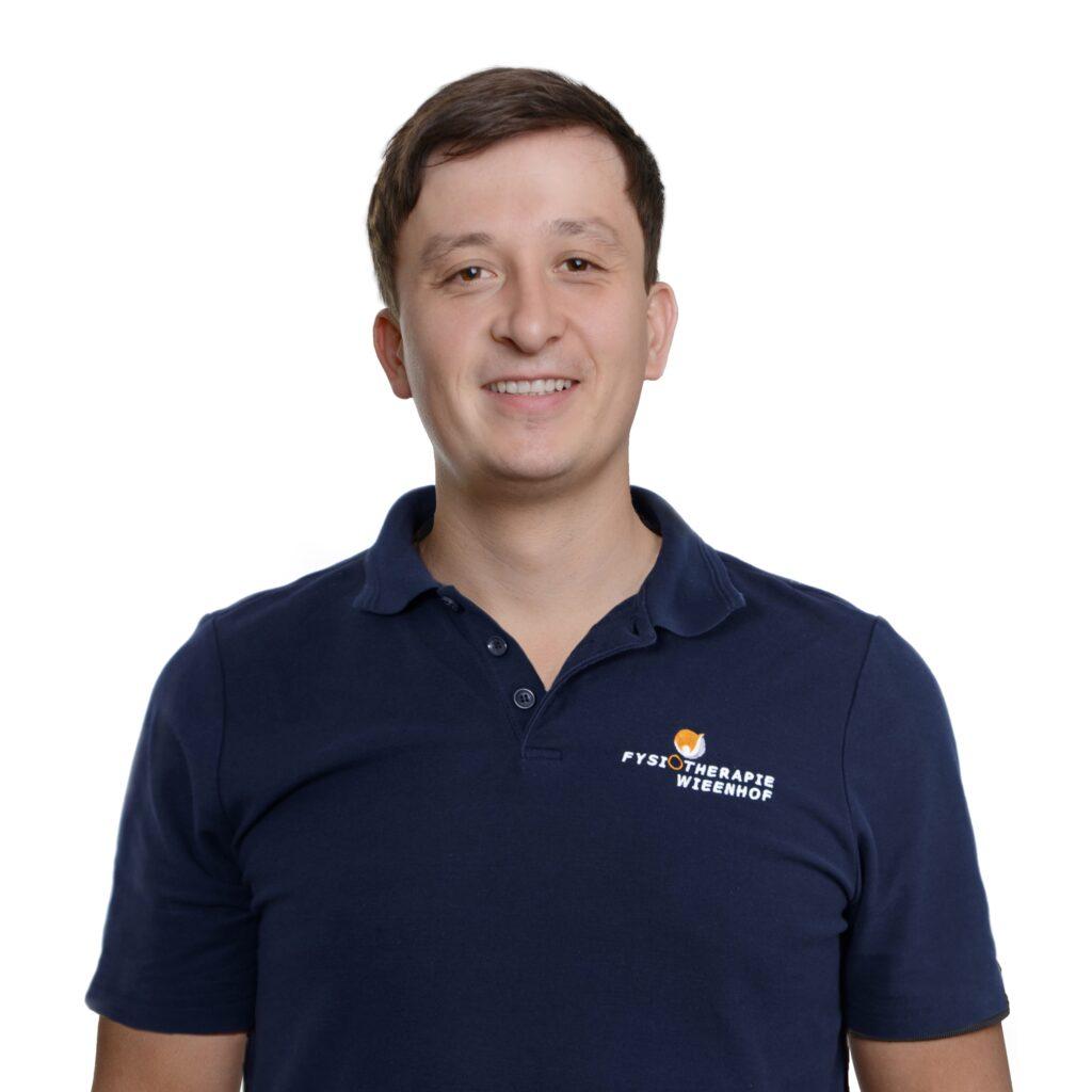 David Jansen | Fysio-, oedeem en geriatrietherapeut | Venray