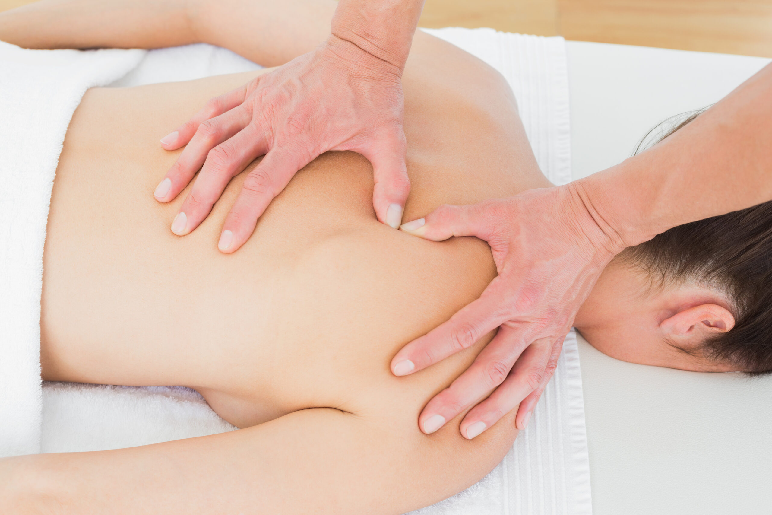 Deep tissue massage | Fysiotherapie Wieenhof in Venray