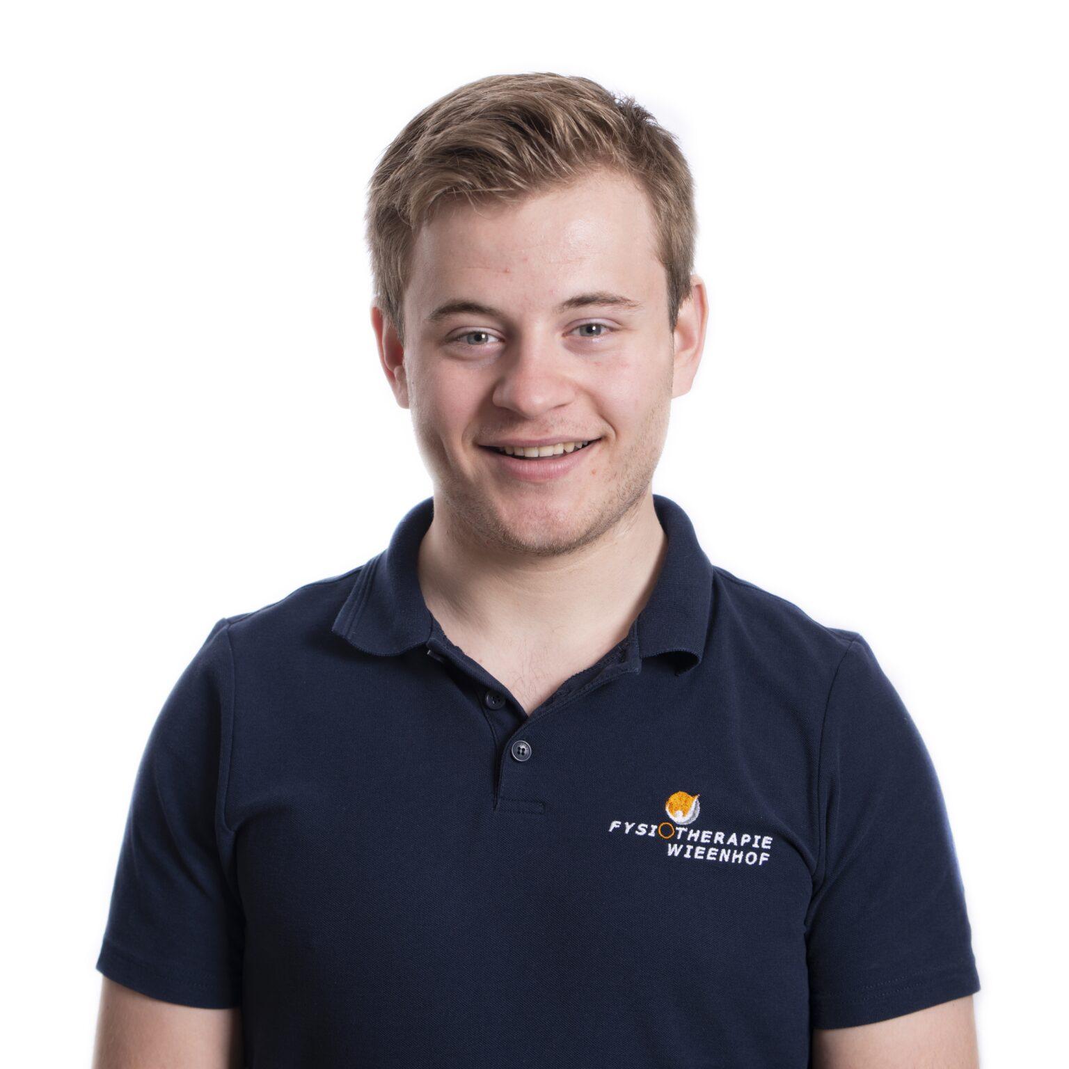 Fysiotherapeut Dani Logtens | Fysiotherapie Wieenhof